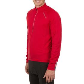 Endura Xtract maglietta a maniche lunghe Uomo rosso